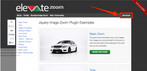 zoom plugin top