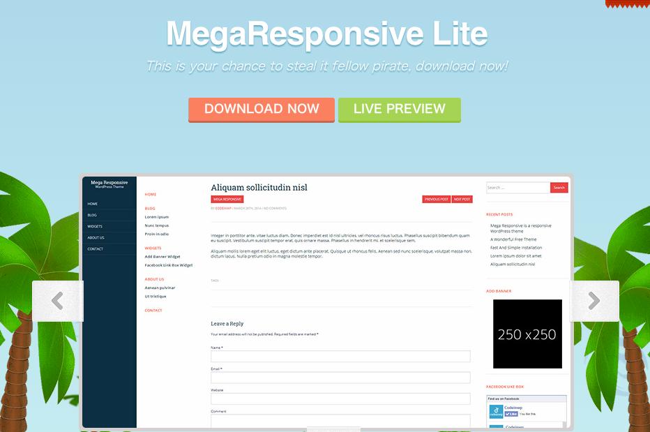 MegaResponsive_Lite_-_ThemeIsle