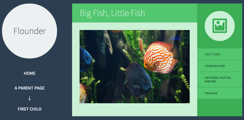 Flounder___A_colorful_theme_for_bloggers